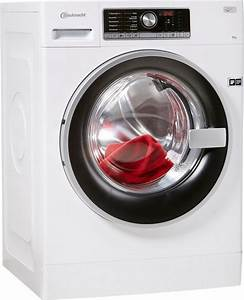 Waschmaschine 9 Kg : bauknecht waschmaschine bk 5000 wm trend914zen 9 kg 1400 u min online kaufen otto ~ Markanthonyermac.com Haus und Dekorationen