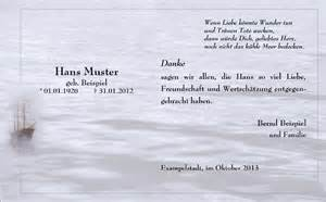 danksagung sprüche danksagung für seebestattung meer wellen schiff trauer