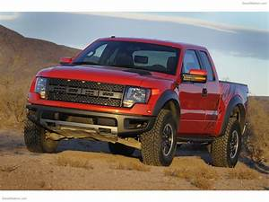 Ford F150 SVT Raptor Exotic Car Wallpapers #08 of 20