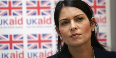 Priti Patel facing the sack after details of further ...