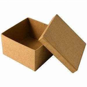 Boite De Rangement Pour Verres à Pied : bo te en carton carr e 8 5 cm boite en carton d corer creavea ~ Teatrodelosmanantiales.com Idées de Décoration