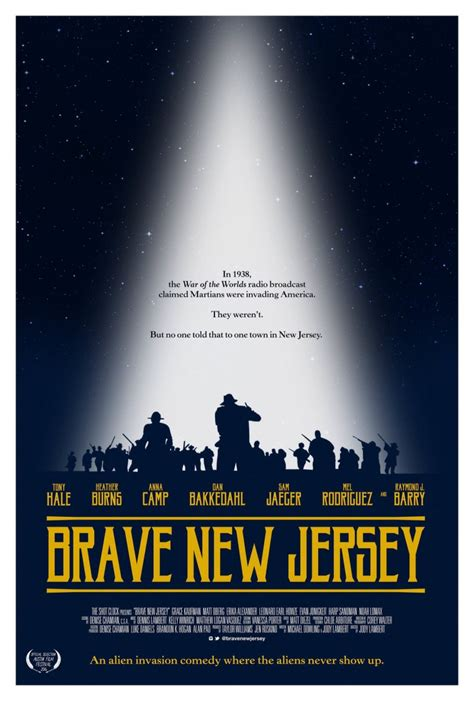 Montclair Review 'brave New Jersey' Is A Charming, Nostalgic Comedy