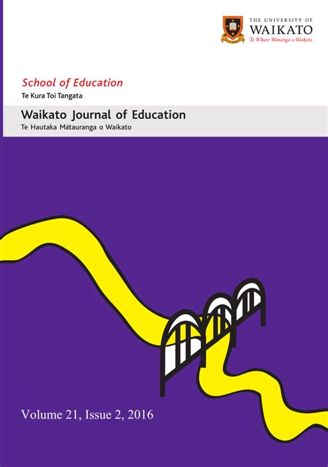 'dirty Laundry' In Māori Education History? Another Spin For Washday At The Pā (pdf Download