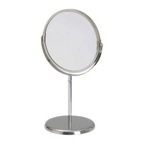 Bathroom Mirror Stand by Stand Dual Side Makeup Mirror Magnifying Bathroom