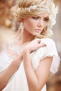 coiffures de mariage coiffure de mariage et bijoux de cheveux 55 idées tendance