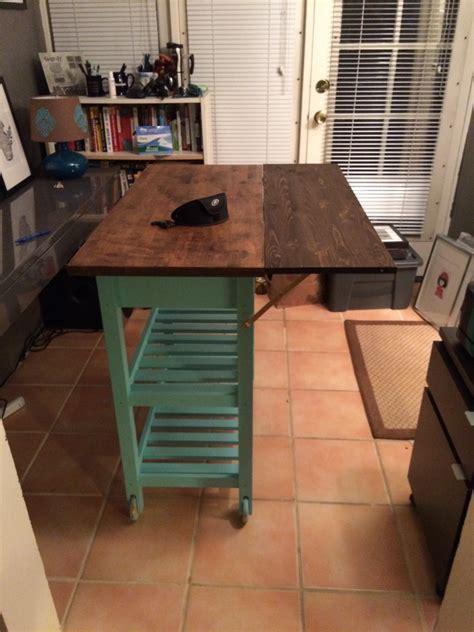 Hacking IKEA?s FÖRHÖJA Kitchen Cart ? Nadeem Khan ? Medium