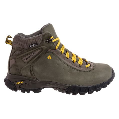 vasque hiking boots vasque talus ultradry hiking boots for 9731y save 43