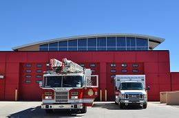 Fire Station Locations | City of Santa Fe, New Mexico
