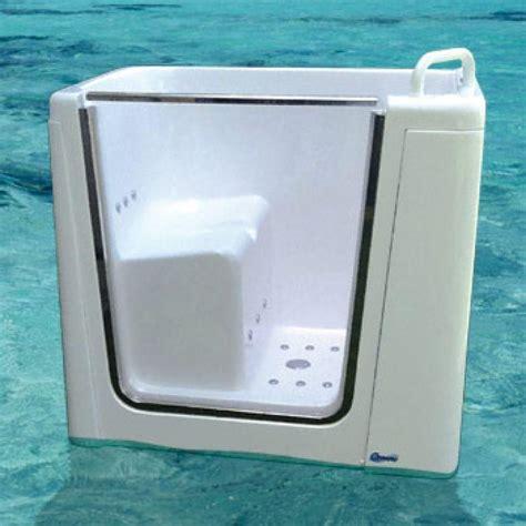 Vasche Da Bagno Per Disabili Costi by Prezzo Vasca Itaca Con Porta Laterale Per Anziani E