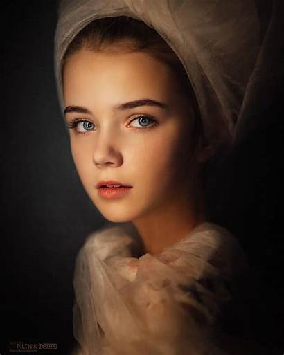Portrait Children Piltnik Sergey Portraits Materialicious Child