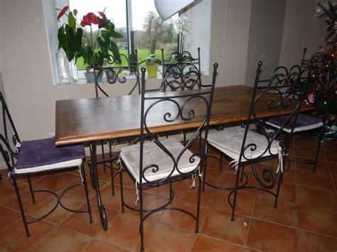 chaise maison du monde d occasion table monde clasf