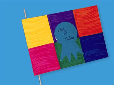 design your own flag fraction flags crayola au