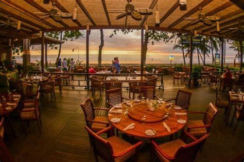 restaurantes en jaco