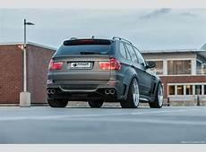 BMW X5 M E70 Tuning PDX5 Widebody Aerodynamic Kit M&D