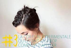 Tuto Coiffure Cheveux Court : attacher ses cheveux mi long ~ Melissatoandfro.com Idées de Décoration