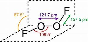 Dioxygen Difluoride Wikipedia