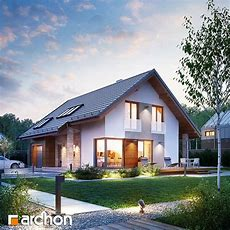 Helles Einfamilienhaus Mit Großartigen Ideen