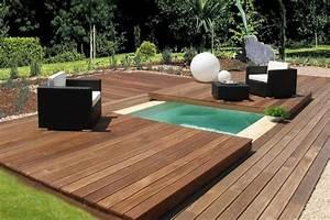 Produit Pour Nettoyer Terrasse En Bois : nettoyer une terrasse en bois avec un karcher ~ Zukunftsfamilie.com Idées de Décoration