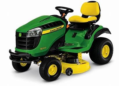 Deere John S240 Sport Lawn Tractor Tractors