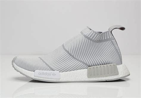 adidas nmd light grey adidas nmd city sock light grey white sneaker bar detroit