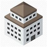 Icon Building College Icons Apartment Hotel Construction
