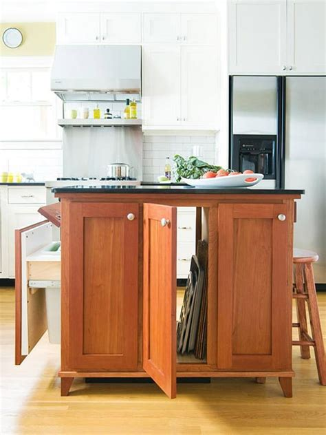 amazing space saving small kitchen island designs