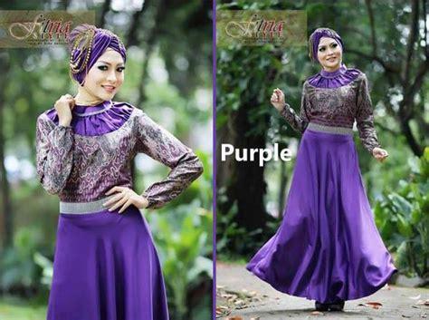 baju gamis gaun khazanah islam