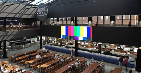 largest time  food hall   reveals