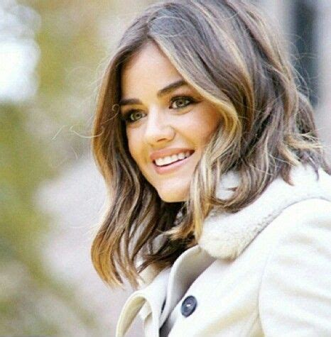 Pin by Maya 👽 on Lucy Hale | Brown hair with blonde ...
