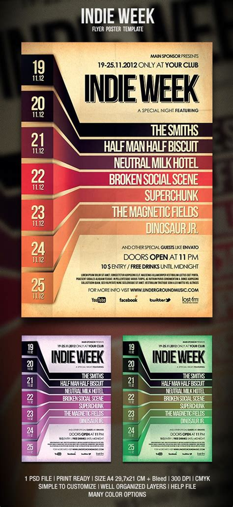 week long  posters google search week