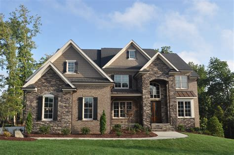 Exterior Stone Brick Siding Ideas Pinterest  House Plans