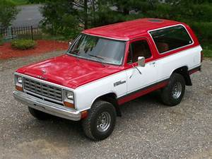 1985 Dodge Ramcharger 150 Royal Se 4x4 Utility-one Owner-mopar-plymouth