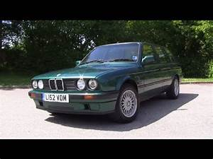 Bmw E30 316i : bmw e30 316i touring start up drive and info youtube ~ Melissatoandfro.com Idées de Décoration