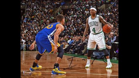 Isaiah Thomas Top 20 Crossovers of 2017 Season - YouTube