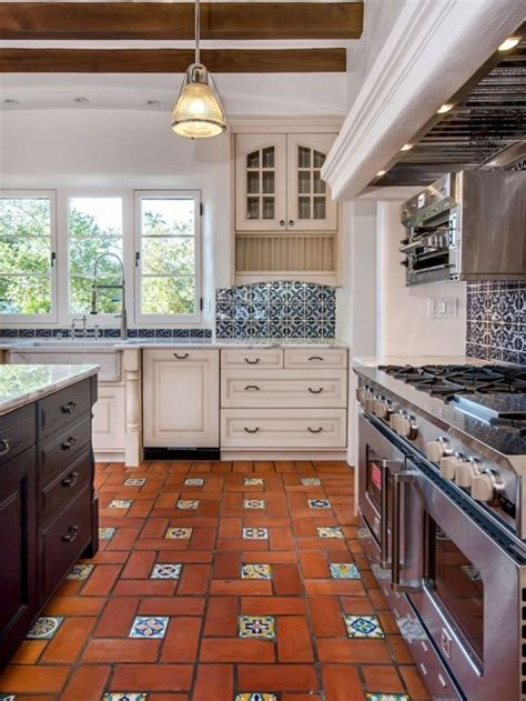 Terracotta Tile Floor Home Design Ideas, Pictures