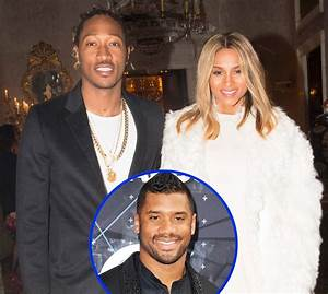 Ciara's Ex Future on Russell Wilson: Don't Push My Kid in ...