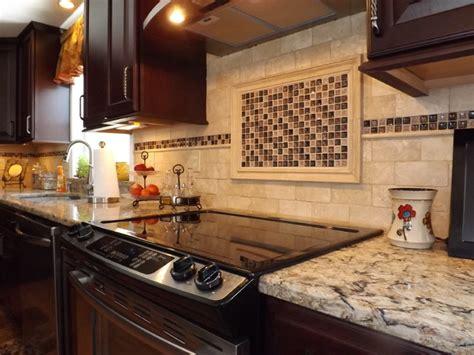 Kitchen Borders Ideas - border backsplash design