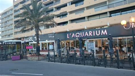 la salle picture of restaurant l aquarium cyprien tripadvisor