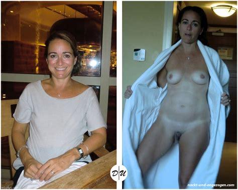 Japanerin nackt und angezogen
