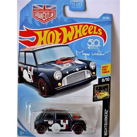 Wheels Magnus Walker by Wheels Magnus Walker Outlaw Morris Mini