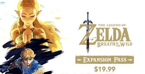 Re The Legend Of Zelda Breath Of The Wild Expansion Pass