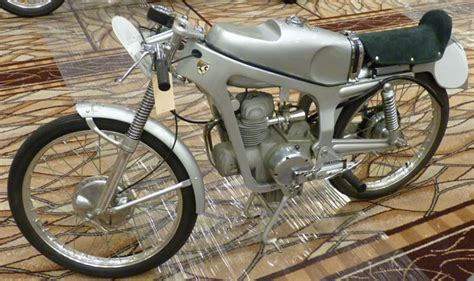 1957 Capriolo Sport 75cc Motorcycle Way2speed