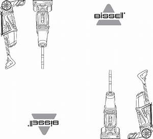 Bissell Proheat 2x Revolution 1551 Series Vacuum Cleaner