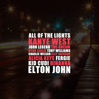 all of the lights kanye west all of the lights lyrics genius lyrics