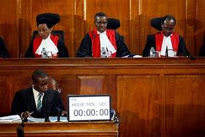 Kenya court to rule on presidential election cases on ...
