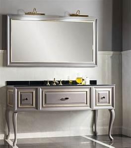 Bois Pour Salle De Bain : meuble salle de bain en teck et en bois moderne ~ Melissatoandfro.com Idées de Décoration