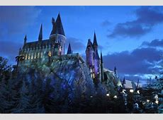 Welcome to the Secret World of Harry Potter Vacation