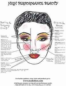 Stage Makeup  U2013 Mode Dion