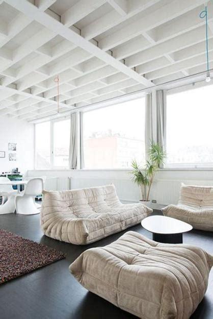 modern interior design  legandary togo sofa