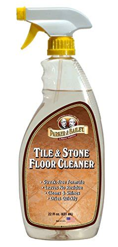 parker bailey tile and stone floor cleaner 22oz